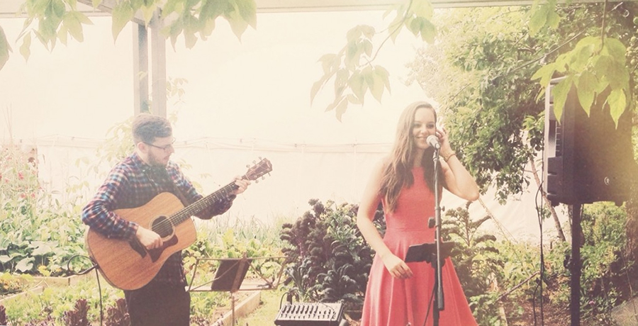 Acoustic Duo for Hire