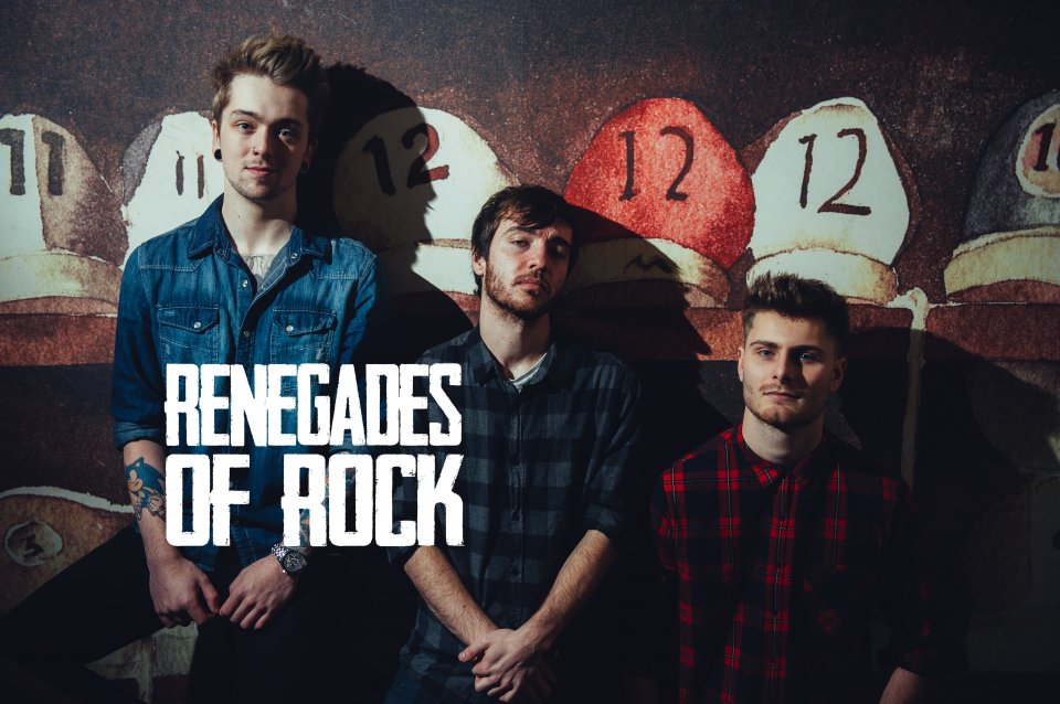 renegades of rock wedding band