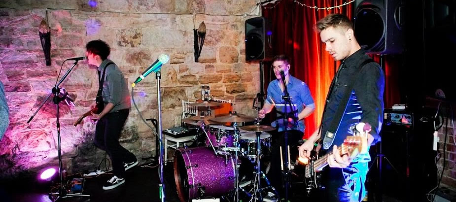 3 Piece Bands to Hire in the UK