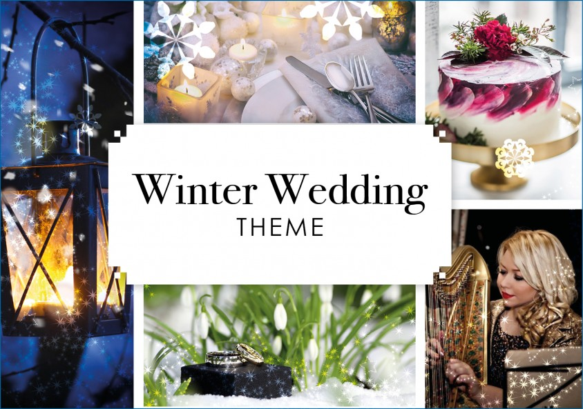 Entertainment Amp Live Music For A Winter Wedding Theme